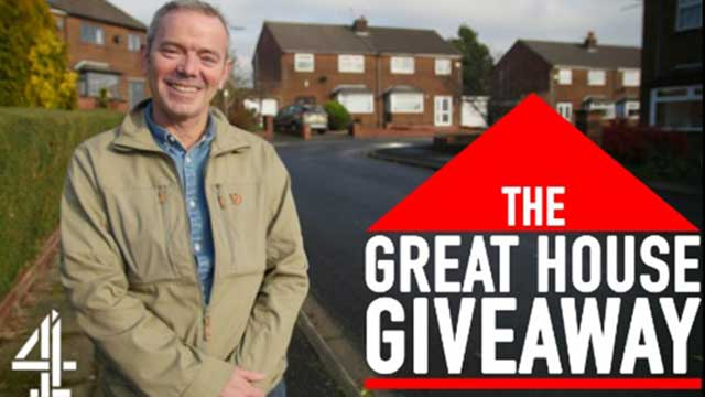 The Great House Giveaway